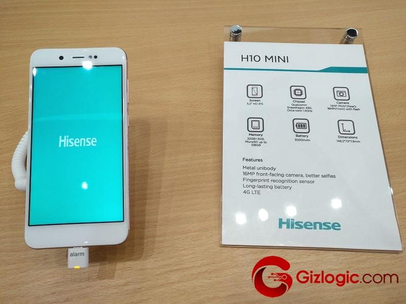 Hisense H10 Mini