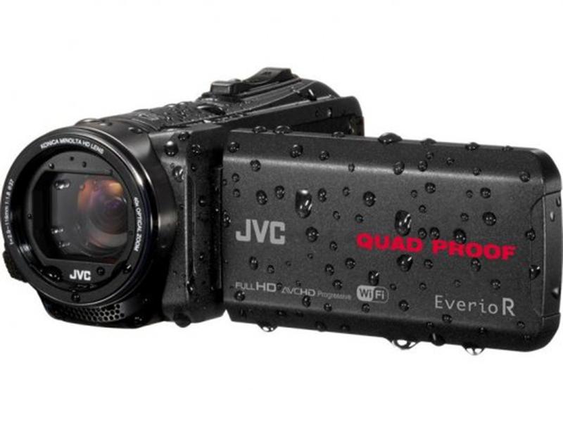 JVC GZ-RX640BEU