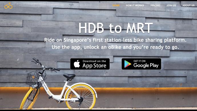 Obike una app para alquilar bicicletas compartidas for Viviendas compartidas en madrid