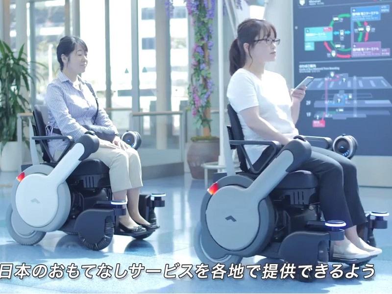 Whill Next Sillas de ruedas inteligentes