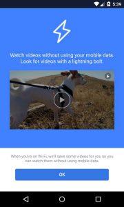 instant videos de facebook