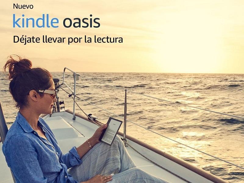 Kindle Oasis 2017