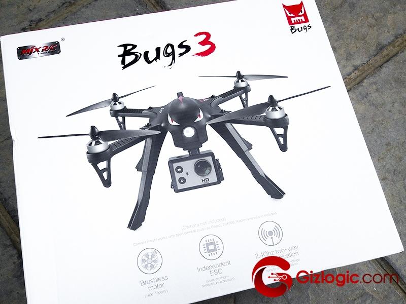 MJX Bugs 3