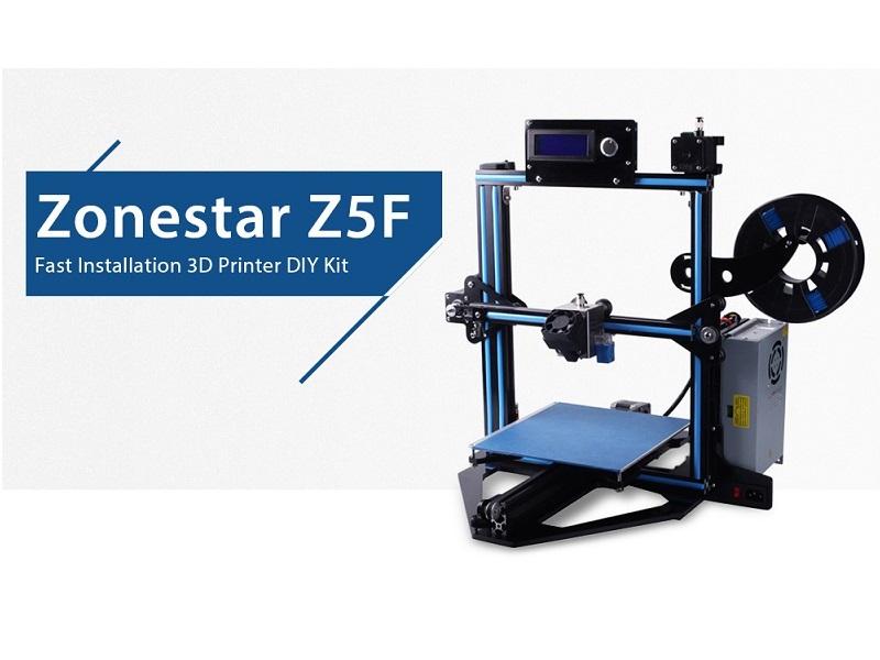 Zonestar Z5F