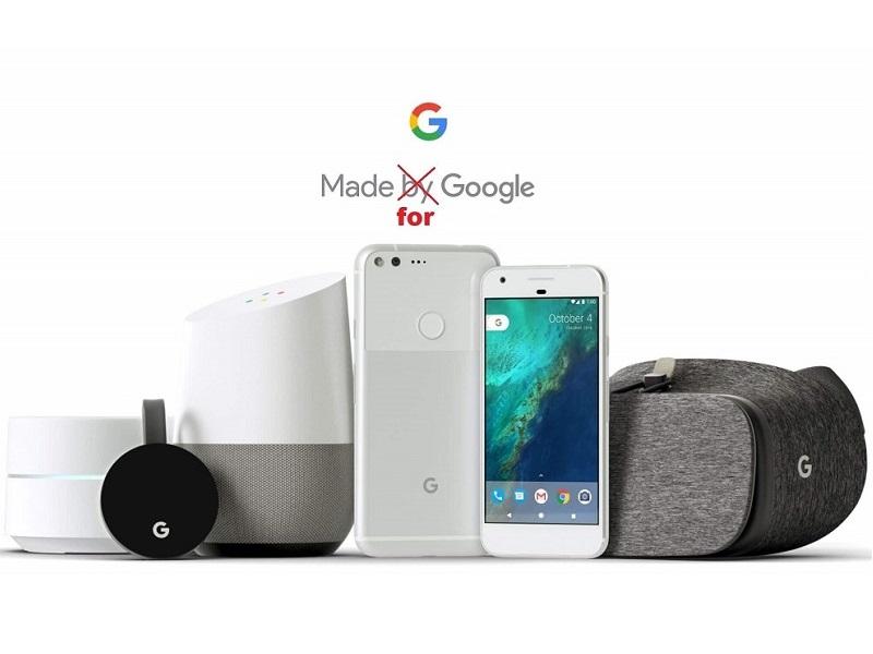 Made for Google