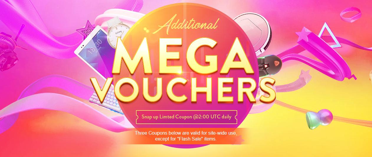 Mega Vouchers
