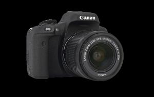Réflex Canon EOS 750D
