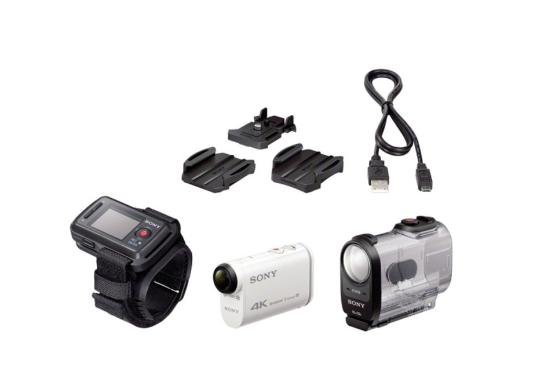 ony Action Cam FDR-X1000VR