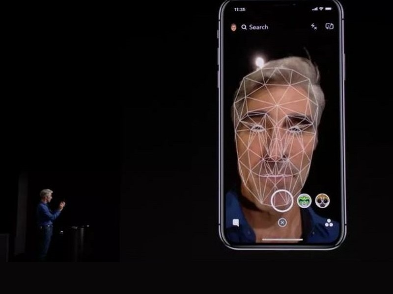 hackear face id de apple