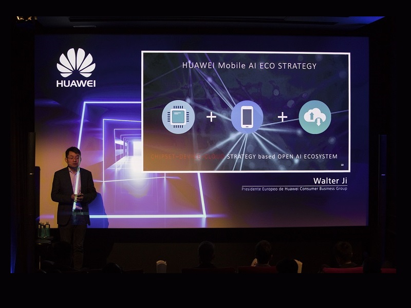 huawei inteligencia artificial