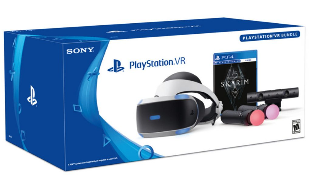 pack play station VR
