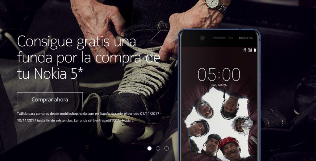 tienda online de Nokia en España