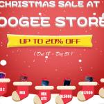 Descuentos de Navidad DOOGEE