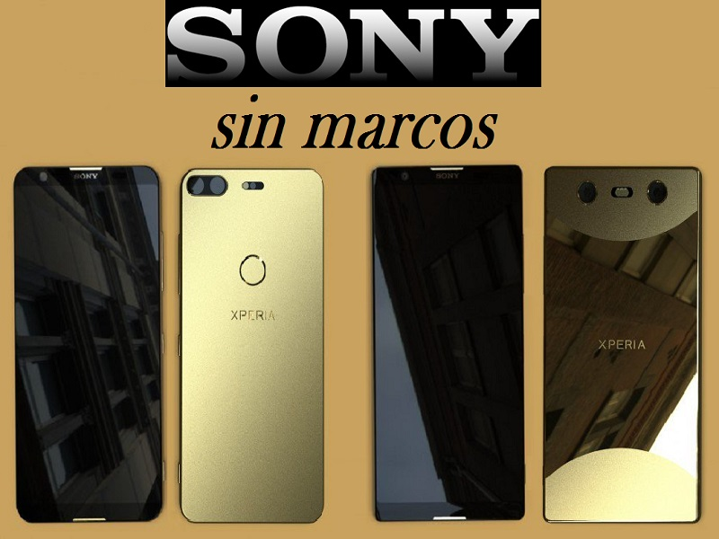 Sony sin marcos