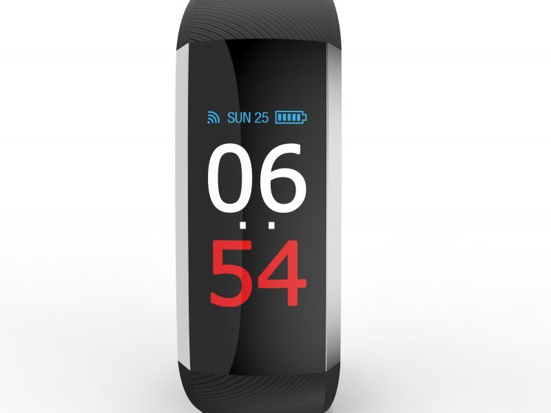 Leotec Color Health pulsera pantalla a color