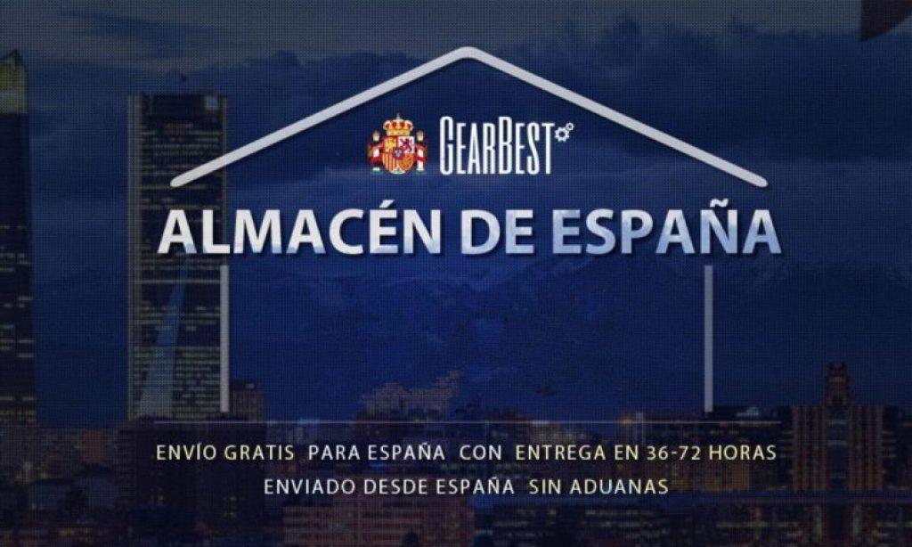 Almacén de España de Gearbest