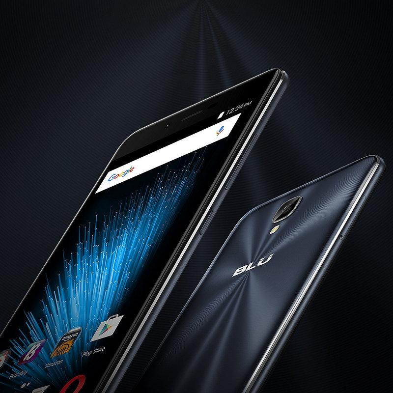 Blu Vivo XL2, aspecto