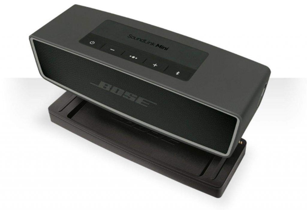 Bose SoundLink Mini II, base de carga