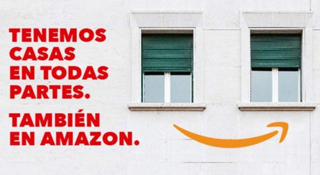 Comprar casas en Amazon