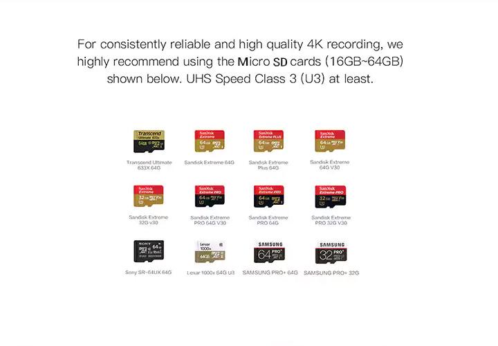 Elephone REXSO Memorias Micro SD soportadas