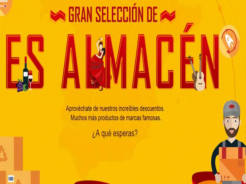 Envío desde España con Gearbest