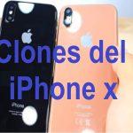 Clones del IPhone X