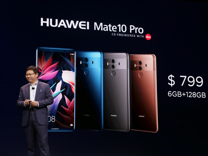 Huawei CES 2018