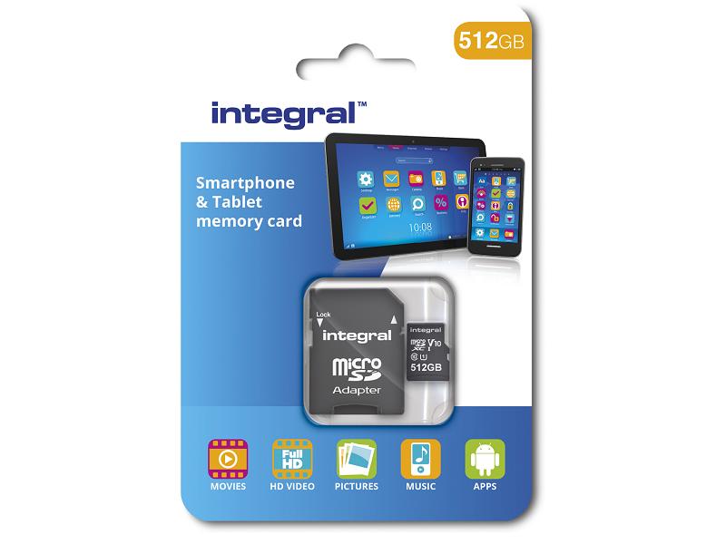 microSD de 512 GB