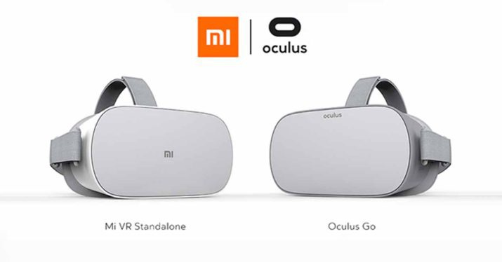 Oculus Go serán fabricadas por Xiaomi