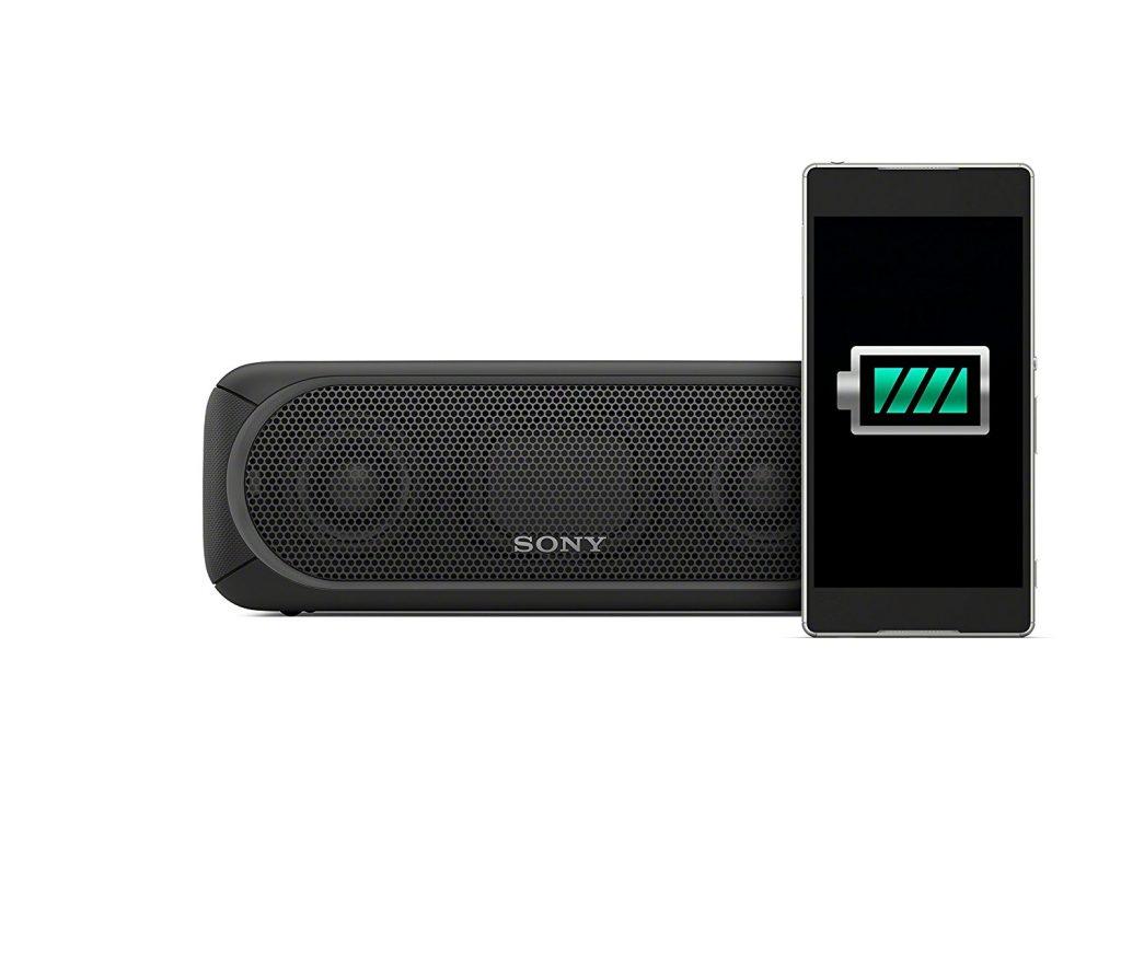 Sony SRS-XB30, batería