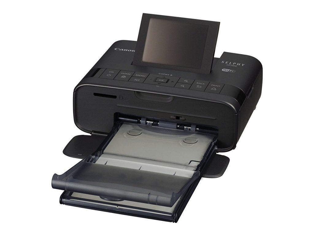 Canon Selphy CP1300, tecnología de impresión