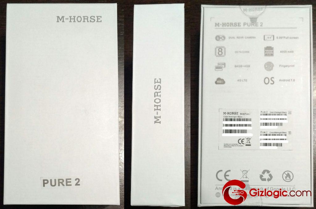 M-Horse Pure 2