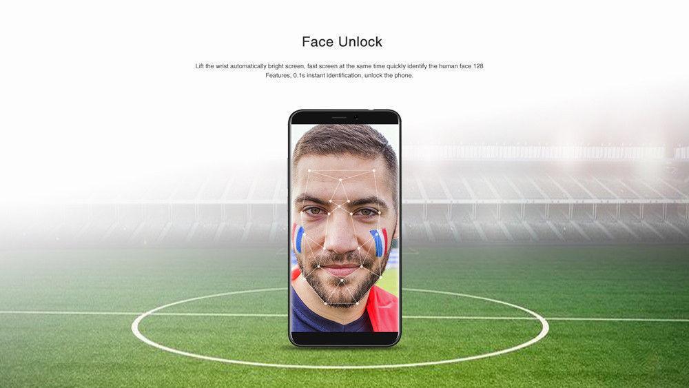 KEECOO P11, reconocimiento facial
