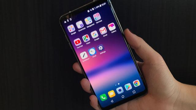 LG regalará 5 móviles
