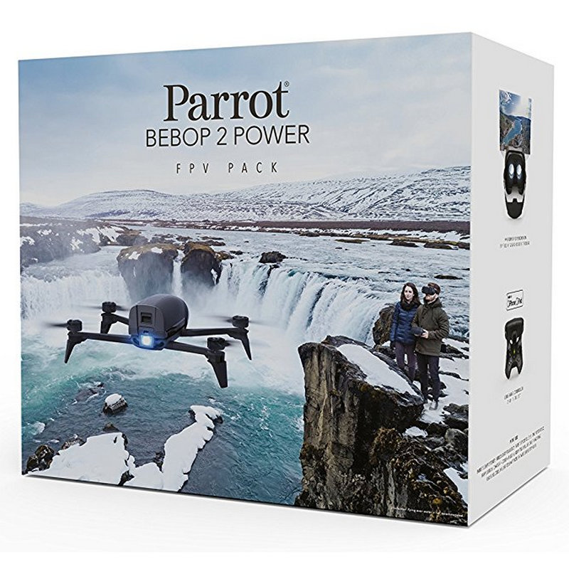 Parrot Bebop 2 Power, app