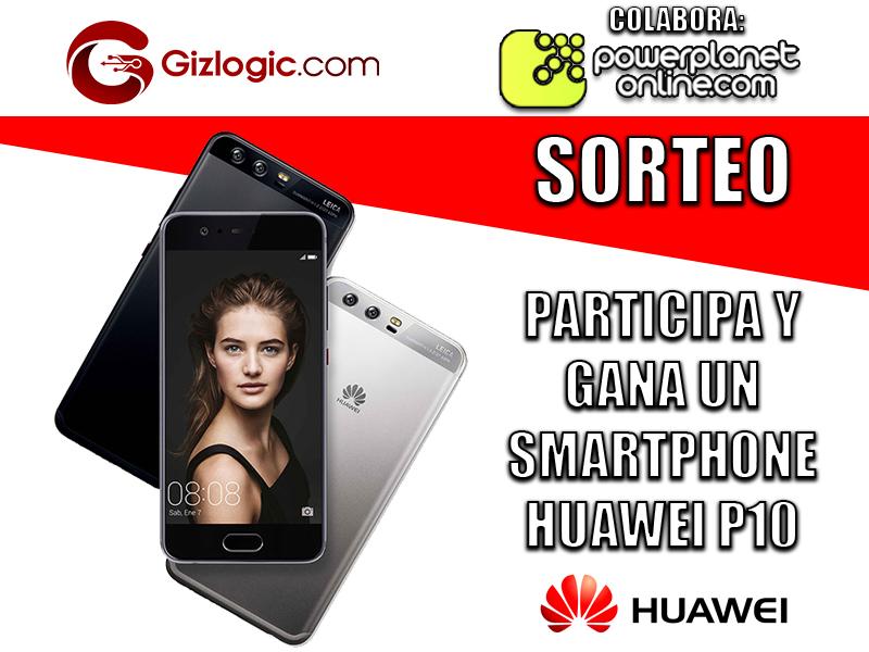 Sorteo Huawei P10