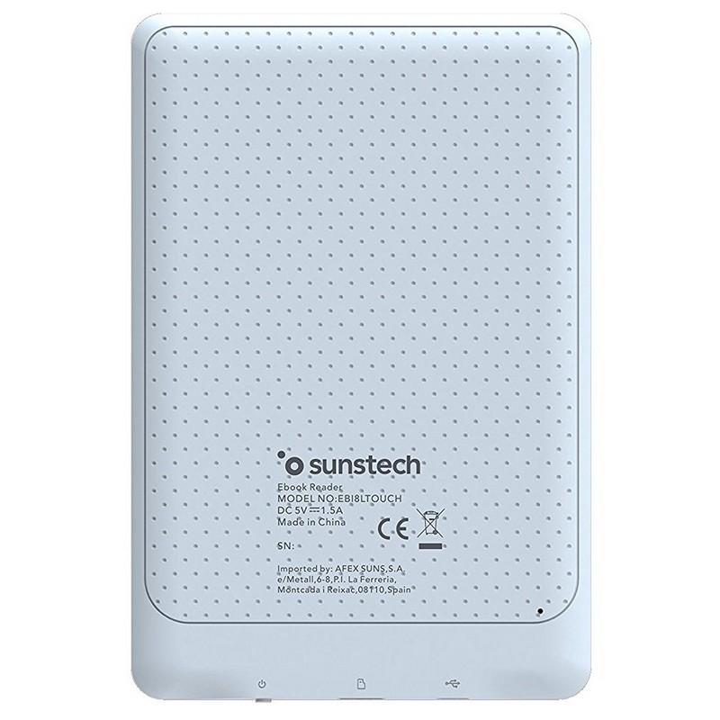 Sunstech EBI8LTOUCH, tarjeta de memoria