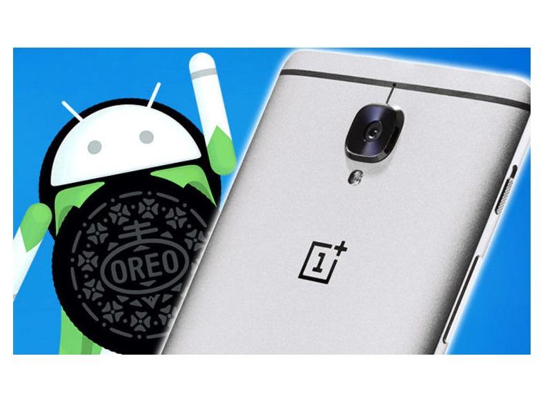 android oreo en oneplus oxygenos