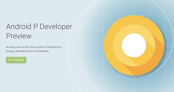 Android PDeveloperPreview3