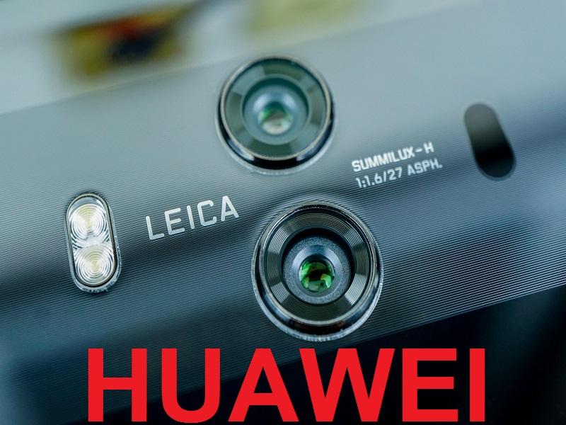 Huawei cámaras de los smartphones