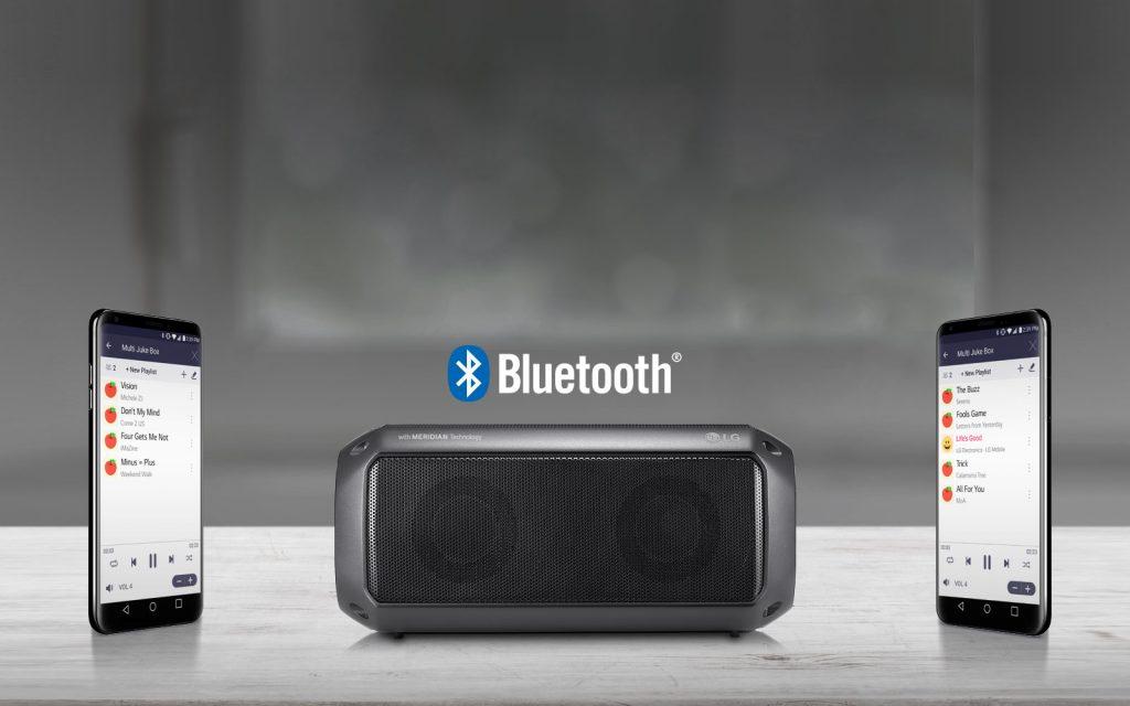 LG PK3, Bluetooth