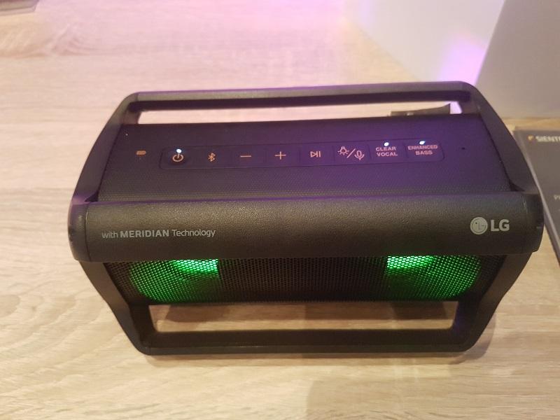 LG PK5, Bluetooth