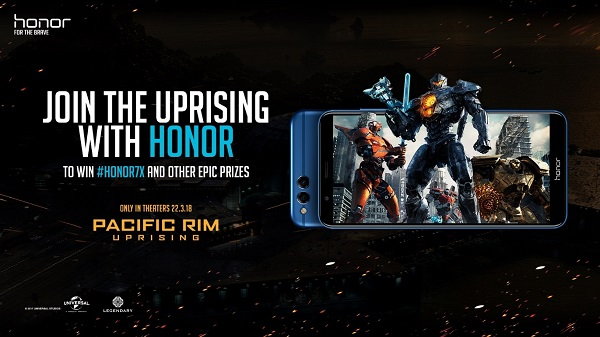 Pacific Rim Honor