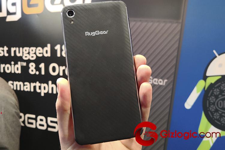 RugGear RG850