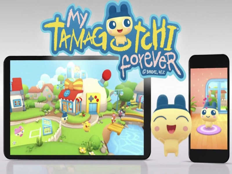 Tamagotchi para móviles