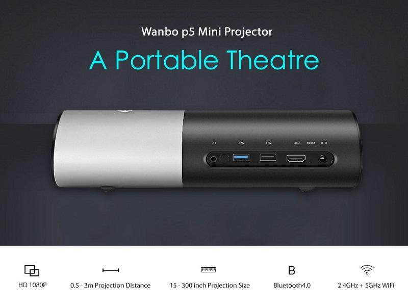 Wanbo p5