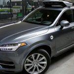 coche autonomo de uber
