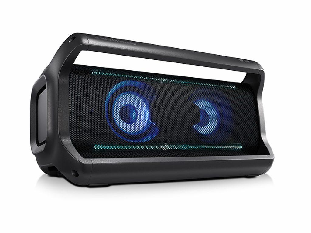 LG PK7, otro de los nuevos altavoces portátiles de LG con Audio