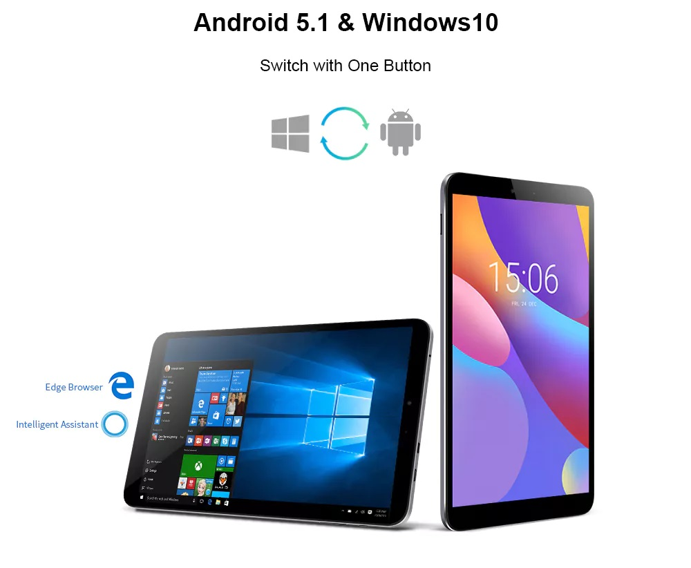 chuwi hi8 air una tablet pc econ mica de alto desempe o. Black Bedroom Furniture Sets. Home Design Ideas