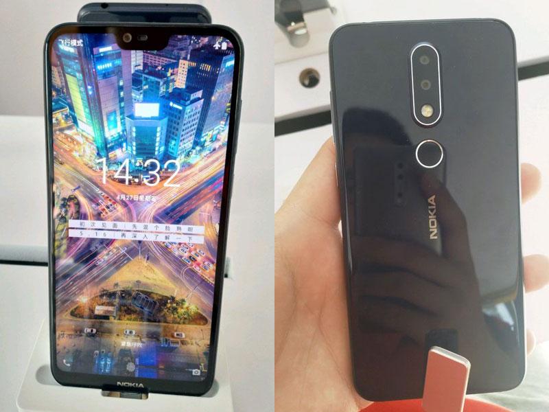 El Nokia X6 queda totalmente expuesto en recientes filtraciones